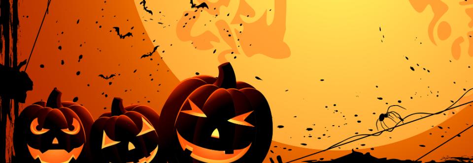 Spooky Saturday: Saturday 27th October 2018 10am to 12 noon