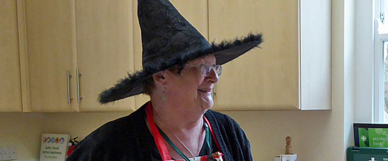 Spooky Saturday: 26th October, 10am to noon